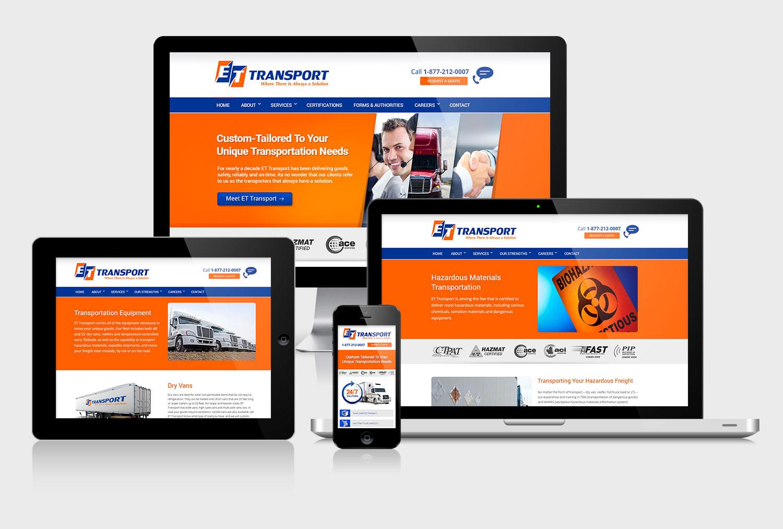 et-transport-website-design-2