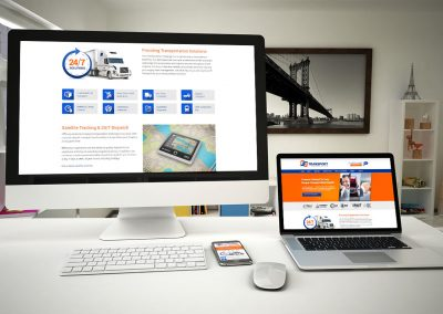 ET Transport - Website Design