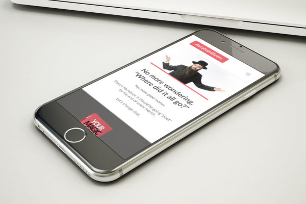 Avraham Byers - Mobile Website