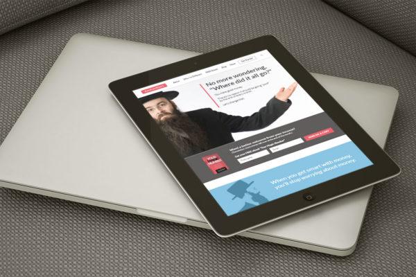 Avraham Byers - Tablet Website