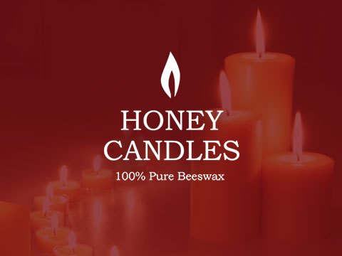 Honey Candles