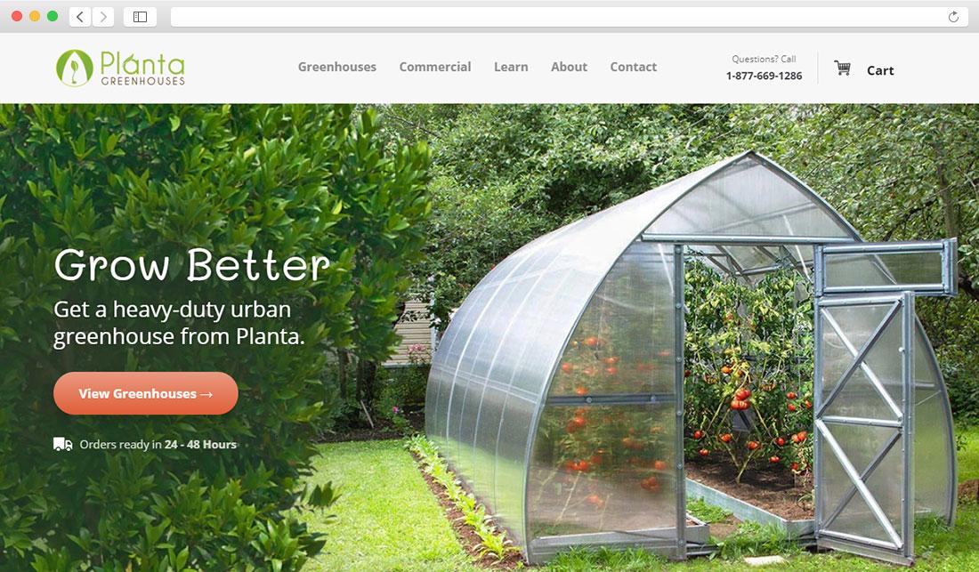 Planta Greenhouses